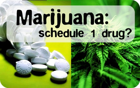 Marijuana-Schedule-1-Drug